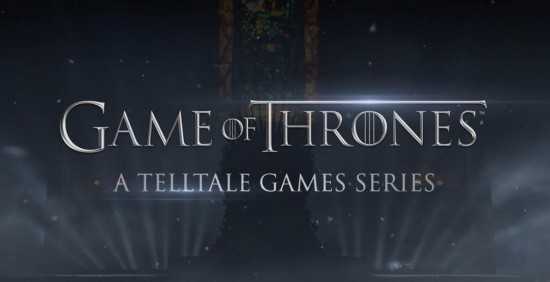 Game of Thrones écran titre