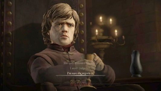 Game of Thrones Tyrion choix