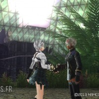 God Eater 2 Band of Geeks Ciel character episode
