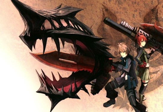 Critique de God Eater Burst [PSP]