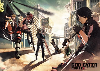 God Eater Burst Yuu Kannagi Team 1 Band of Geeks