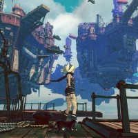Gravity Rush 2 Band of Geeks
