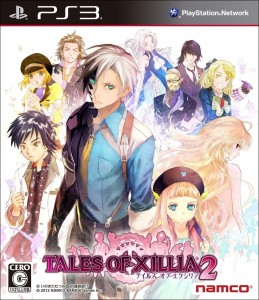 Tales of Xillia 2 jaquette