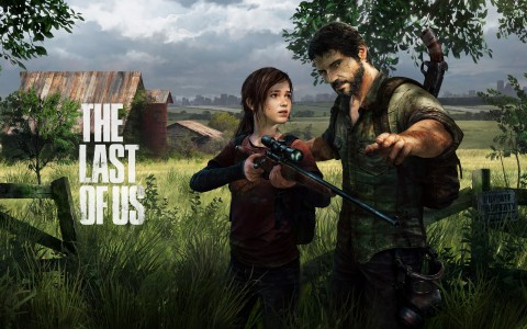 The Last of Us Ellie Joel wallpaper