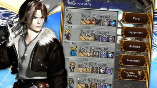 Final Fantasy Record Keeper Nos jeux du moment Band of Geeks