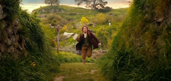 Hobbit Bilbo court Band of Geeks