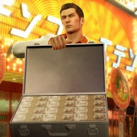 Yakuza Zero malette billets PlayStation 4 Actualité de la semaine Band of Geeks