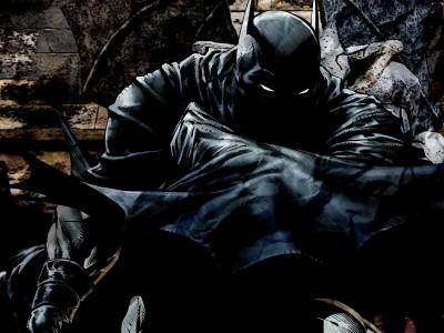 Batman dans l'ombre comics