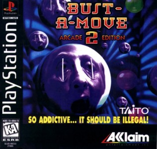 Bust-a-Move 2 - Arcade Edition jaquette