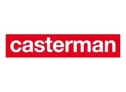 Logo Casterman édition