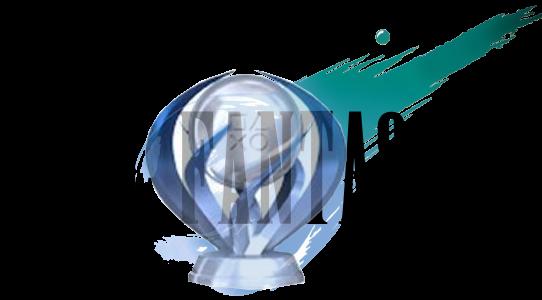 Final Fantasy VII Logo trophée platine