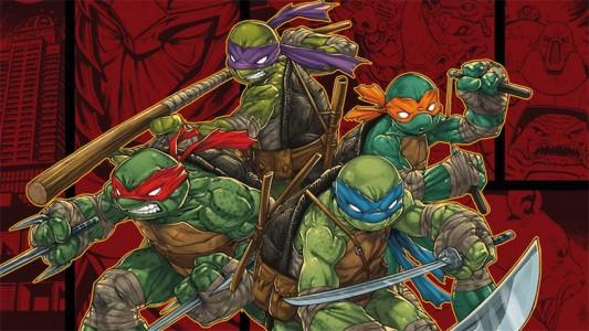 Platinum Games Teannage Mutant Ninja Turtles Mutants in Mahhanttan Artwork Actualité de la semaine Band of Geeks