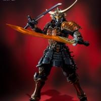 SIC Kamen Rider Gaim Orange Arms Band of Geeks (3)