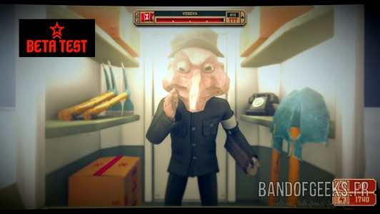 The Tomorrow Children Boutique Band of Geeks