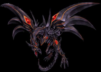 Yu Gi Oh Dragon Noir Yeux Rouges Actualité de la Semaine Band of Geeks