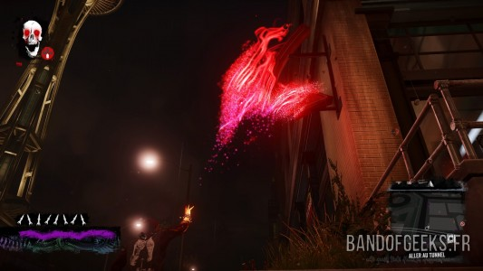 inFAMOUS™ Second Son PlayStation 4 Band of Geeks