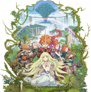 Adventures of Mana PlayStation Vita Actualité de la Semaine Band of Geeks