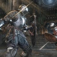 Dark Souls III combats chevaliers Actualité de la Semaine Band of Geeks