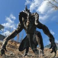 Fallout 4 Deathclaw griffemort Actualité de la semaine Band of Geeks
