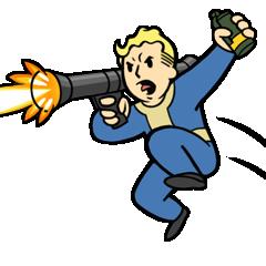 Fallout : New Vegas Band of Geeks Trophée Bronze Pour l'amour d'une bombe