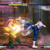 Street Fighter V PlayStation 4 Band of Geeks Chun-Li Nash