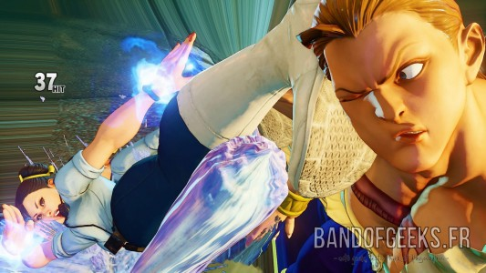 Street Fighter V PlayStation 4 Band of Geeks Chun-Li Vega