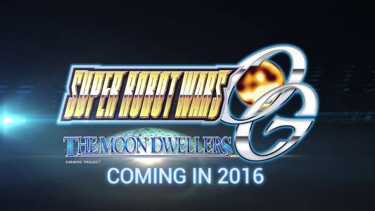 Super Robot Wars OG The Moon Dwellers Logo Actualité de la semaine Band of Geeks