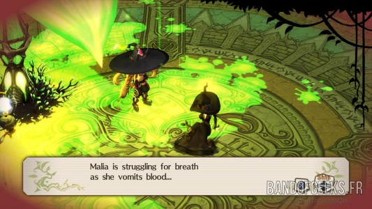 The Witch and the Hundred Knight : Revival Edition Metallia Malia