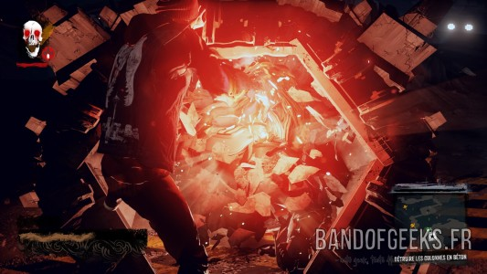 inFAMOUS Second Son Band of Geeks