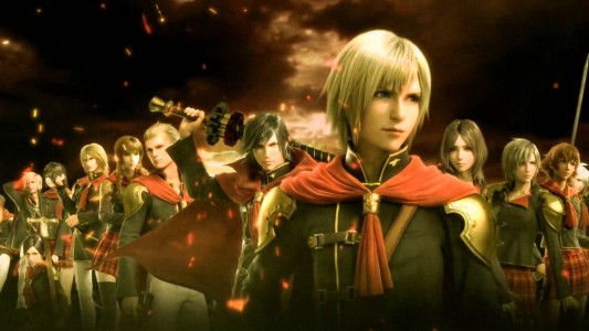 Classe 0 Final Fantasy Type 0 HD Nos jeux du moment Band of Geeks