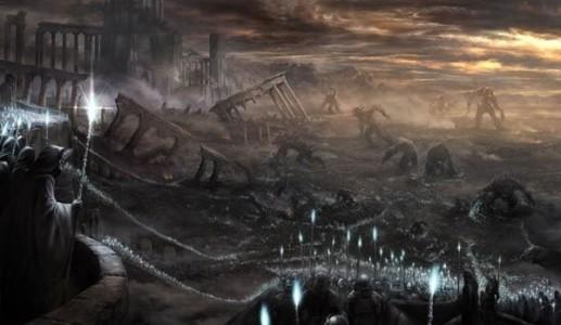 Demon's Souls Boletaria Ruine Band of Geeks