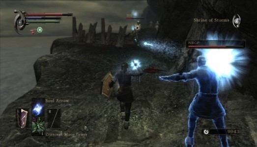 Demon's Souls Cooperation Band of Geeks
