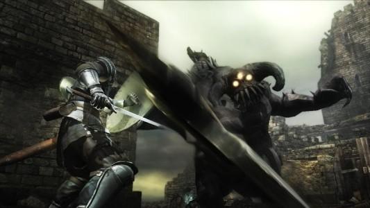 Demon's Souls Demon Coup Hache Band of Geeks