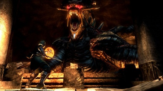 Demon's Souls Dieu Dragon Band of Geeks