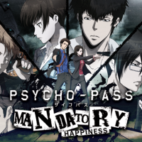 Psycho-pass Mandatory Happiness NIS America Band of Geeks