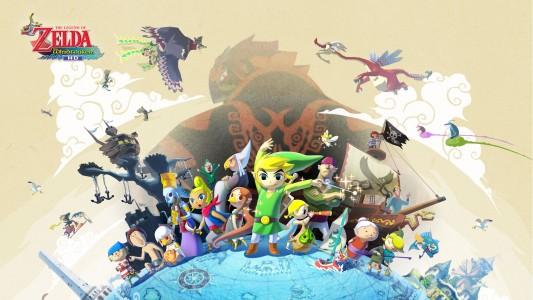 Zelda Wind Waker HD Nos jeux du moment Band of Geeks