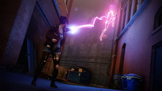 inFAMOUS First Light Nos jeux du moment Band of Geeks