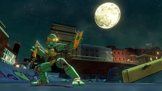 michelangelo Teeange Mutant Ninja Turtle Mutants in Manhattan Actualité de la Semaine Band of Geeks