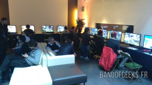 Band of Geeks Bandai Namco RPG Tour
