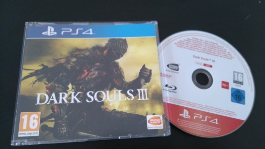 Dark Souls III Copie Presse Band of Geeks