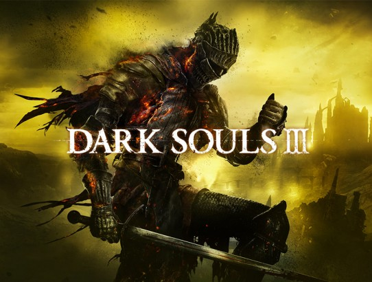 Dark Souls III Couverture