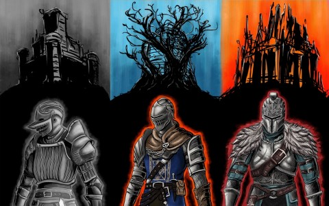 Dark Souls Image Couverture Article Band of Geeks