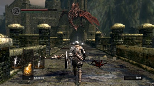 Dark Souls Pont Dragon Band of Geeks