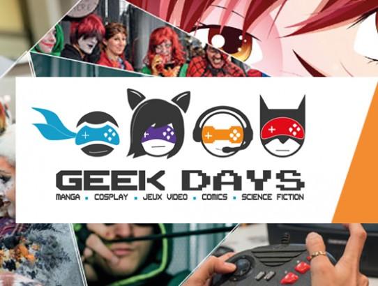 Geek Days, un festival geek à Lille