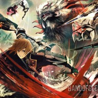 God Eater Protagonist Band of Geeks Bandai Namco RPG Tour