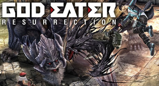 God Eater Resurrection Band of Geeks Bandai Namco Press Tour