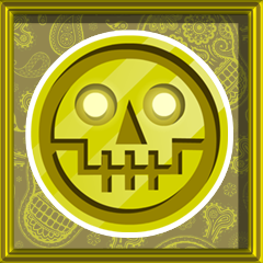 Guacamelee ! Super Turbo Championship Edition Champion du monde Trophée Or Band of Geeks