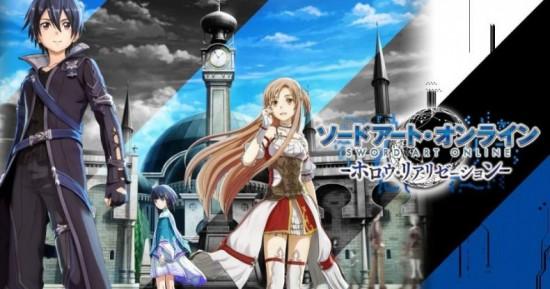 Kirito Asura Sword Art Online Hollow Realization Band of Geeks Bandai Namco RPG Tour
