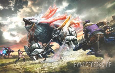 Marduk God Eater 2 Band of Geeks Bandai Namco RPG Tour