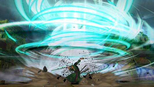 One Piece - Burning Blood Zoro déclenche son attaque ultime
